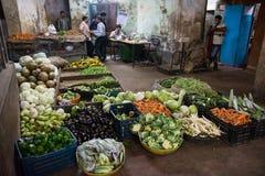 Mercado indiano Fotos de Stock Royalty Free