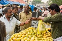 Mercado indio Fotos de archivo libres de regalías