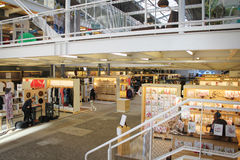 Mercado interior Imagenes de archivo