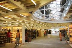 Mercado interno Fotografia de Stock