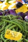Mercado italiano Foto de archivo