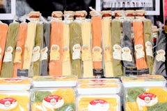 Mercado italiano Imagens de Stock