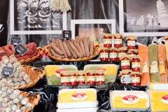 Mercado italiano Fotos de Stock