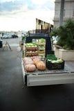 Mercado italiano Imagen de archivo libre de regalías