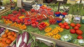 Mercado italiano foto de stock