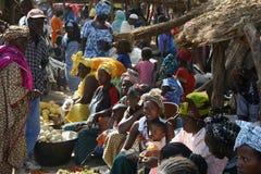 Mercado local Imagenes de archivo