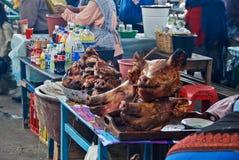 Mercado local Imagens de Stock Royalty Free