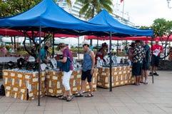 Mercado local Imagen de archivo libre de regalías