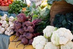 Mercado local de los granjeros Fotografía de archivo libre de regalías