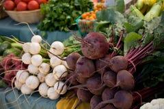 Mercado local dos fazendeiros Foto de Stock Royalty Free