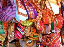 Mercado local típico del ¹ de Perà Imagen de archivo