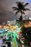 Mercado Miami de Bayside Fotos de archivo libres de regalías