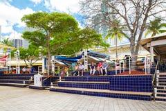 Mercado Miami de Bayside Foto de archivo libre de regalías