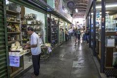 Mercado municipal fotografía de archivo