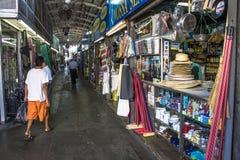 Mercado municipal imagen de archivo libre de regalías