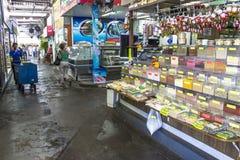 Mercado municipal foto de archivo libre de regalías