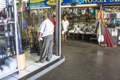 Mercado municipal foto de archivo