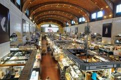Mercado nanovatio del lado oeste Fotos de archivo libres de regalías