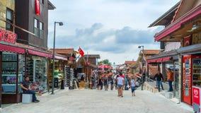 Mercado no lado