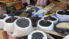 Mercado no Médio Oriente Imagem de Stock