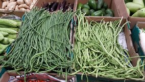 Mercado Oahu Hawaii de los granjeros imagen de archivo libre de regalías