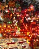 Mercado oriental Foto de Stock Royalty Free