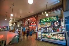 Mercado público do lugar de Pike Imagens de Stock