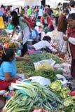 Mercado peruano Fotos de archivo libres de regalías