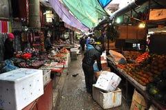 Mercado rural asiático em Sapa, Vietname Imagens de Stock Royalty Free