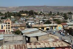 Mercado Salão de Mekele em Etiópia Fotografia de Stock