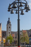 Mercado Schwandorf Fotos de archivo