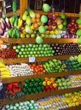 Mercado tailandês fotos de stock royalty free