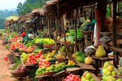 Mercado tradicional Imagens de Stock Royalty Free