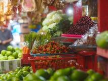 Mercado tradicional Fotografía de archivo