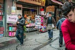 Mercado turco imágenes de archivo libres de regalías