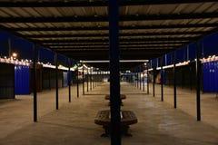 Mercado vazio Imagem de Stock