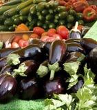 Mercado vegetal Imagem de Stock
