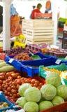 Mercado vegetal Imagem de Stock Royalty Free