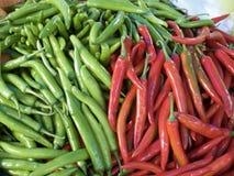 Mercado vegetal Fotos de Stock Royalty Free