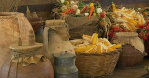 Mercado vegetal chino metrajes