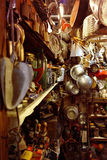 Mercado velho de San Telmo Foto de Stock