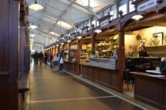 Mercado velho Hall Helsinki Fotos de Stock