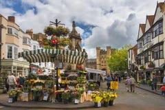 Mercado, Wells, Somerset, Inglaterra Imagenes de archivo