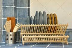 Mercadorias da cozinha Imagens de Stock
