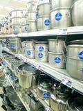 Mercadorias do cozinheiro Imagens de Stock