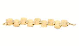 Mercadorias do ouro (jóia) Imagens de Stock Royalty Free