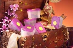 Mercadorias plásticos Imagens de Stock Royalty Free