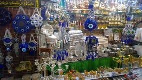 Mercados da cidade de Karbala imagem de stock royalty free
