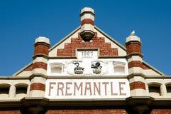 Mercados de Fremantle fotos de stock