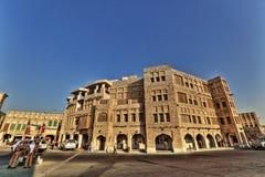 Mercados de Souq em Doha Imagem de Stock